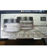 Collagen Anti Wrinkle Day/ Night Cream Dead Sea Collection 1.69 oz 2 pk - $24.75