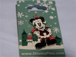 Disney Trading Pins 118927 Pie Eyed Mickey Mouse - Santa Suit - $9.50