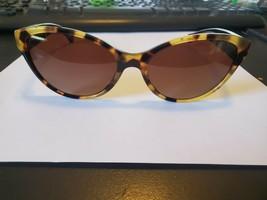 NEW Ralph Lauren Cat Eye Polarized RA5195 1504/T5 57-17-135 Sunglasses A... - $58.41