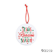 Jesus Is The Reason Ornaments with Easel - $27.75