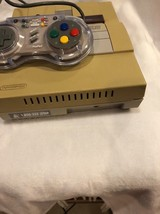 Super Nintendo SNES Console Video Game System  One Controller - $48.20