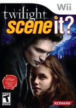 Scene It? Twilight - Nintendo Wii [video game] - $5.93