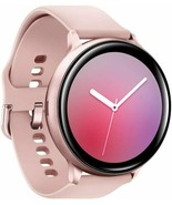 Samsung Galaxy Watch Active2 SM-R830 40mm GPS Gold Smartwatch Bonus Char... - $249.99