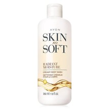 "Avon Skin So Soft Creamy Body Wash ""Radiant Moisture"" - $6.25"