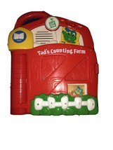 Leap Frog Baby Tad's Counting Farm Interactive Electronic Talking Story ... - $7.92