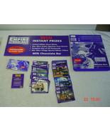 Star Wars - ESB New Zealand Confection Concepts 45 card set Prize Card D... - $116.10