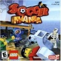LEGO Soccer Mania [video game] - $31.19