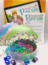 Pretty Pretty Princess Dress Up Board Game by Milton Bradley 2009 +Extra... - $38.75