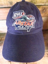 UHL 2006 Allstar Classic St Charles Missouri Adjustable Adult Hat Cap  - $13.85