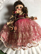 Vintage 1955 Vogue Straight Leg Walker Ginny Doll Formal Series #65  - $150.00