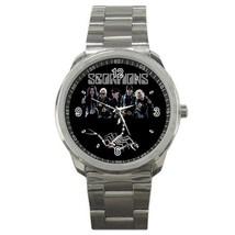 Sport Metal Unisex Watch Highest Quality Scorpions - $23.99