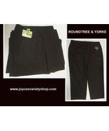 Roundtree & Yorke Brown Canvas Pants 50W x 30L NWT - $19.99