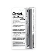 Pentel CLIC Rectractable Eraser Pen (12pcs), Black, ZE22 - $28.99