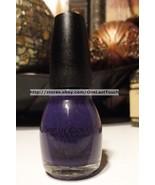 SINFUL COLORS Professional #1183 ENCHANTED Nail Polish/Enamel DARK PURPL... - $3.99