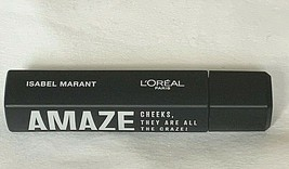 L'Oreal Isabel Marant -Amaze Cheek & Lip Gloss - Canyon Avenue - $6.19