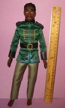 "Disney Store Deluxe Set Frozen 2 Lieutenant Mattias Barbie Ken Size 11"" ... - $59.99"