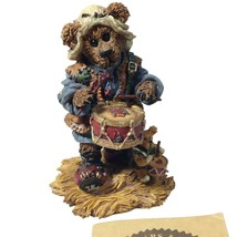 Boyds Bears, nativity, Matthew as the Drummer, PRISTINE, with box - $49.99