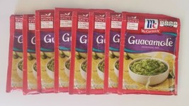 McCormick Guacamole Seasoning Mix 8 pacsk Best By 04/06/2020 New Old Stock - $17.76