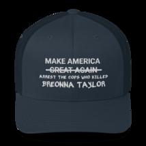 Make America Arrest The Cops Hat / Lebron James Maga Hat / Lebron maga Hat / Tru image 7