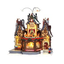 Holiday Hamlet Christmas Shoppe - $120.25