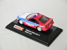 Real x 1 72 nissan racing car fairlady z 300zx z32 safety car ble   red 08 thumb200
