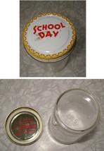 School Days Drink Mix Empty Bottle Vintage - $19.99