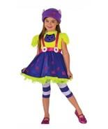 Girls Halloween Costume Little Charmer Hazel Sizes XS, S Dress Up Dress B45 - $19.99