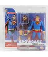 New DC Direct Showcase Presents Series 1 Action Figure Superman MOC  Kal-El - $52.99