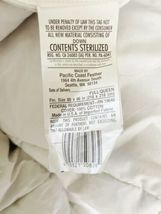 "Northern Nights White Cotton Down Comforter Full Queen 86"" x 86"" image 5"