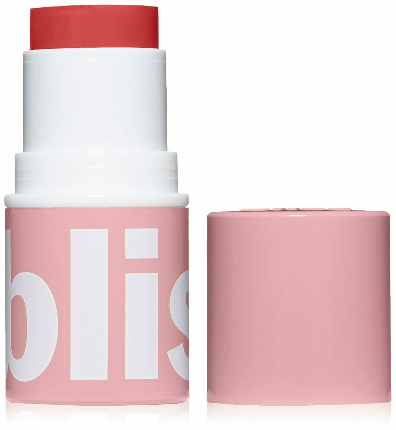 Primary image for bliss Bang Pow Tinted Lip Balm pink about it (Lot of 2)