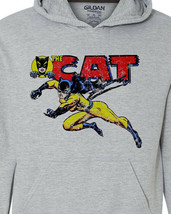 The Cat Hoodie Marvel Tigra retro 1970s Greer Grant Nelson Avengers female hero image 2