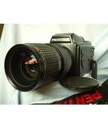 Pentax 645 Medium Format Camera c/w 80-160mm Pentax Zoom Lens - Nice Set- TESTED - $700.00