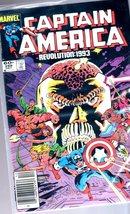 Marvel Comic - Captain America #288 1983 - $9.00