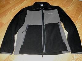 "Columbia ""Breaking Trail"" Mens Hybrid Fleece Jacket, Size Small, XM6261 - $39.52"