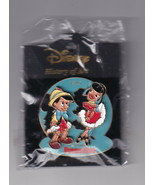 Pinocchio  1940 History of Art Authentic Disney LE Japan Pin on original... - $39.99