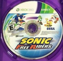 Sonic Free Riders (Microsoft Xbox 360, 2010) Tested, working! - $6.66