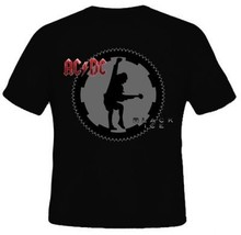 AC DC Black Ice 2 T-Shirt 100% Cotton - $19.99 - $25.99