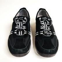 Dansko Women's Helen Suede Mesh Fashion Sneaker Size 11.5 - 12 US 42 EU Lace  - $39.55