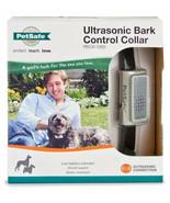 PetSafe Ultrasonic Bark Control for Dog Collar Effectively deters barking - £47.30 GBP