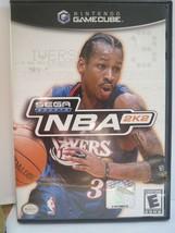 NBA 2K2  (Nintendo GameCube, 2002) - $8.00