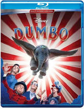 Disney Dumbo 2019 [Blu-ray + DVD]