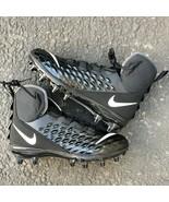 Nike Force Savage Varsity 2 MEN'S BLACK/WHITE Football Cleats AQ8155-001 - $59.99