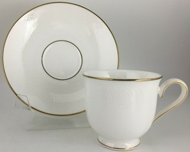 Lenox Hannah Gold Cup & saucer - $6.00