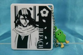 Bandai Bleach Soul Goods P2 Keychain Mini Mirror Byakuya - $24.99