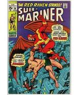 Sub-Mariner #26 (1968) - 7.5 VF- *Kill Cried the Raven* - $27.71