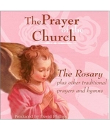 THE PRAYER OF THE CHURCH (THE ROSARY) with David Phillips - $22.95