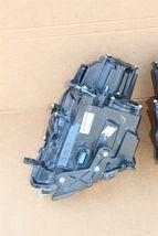 08-13 Cadillac CTS 4 door Sedan Halogen Headlight Lamp Set L&R image 9