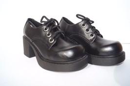 New Original Retro Platform Classified Women's Shoes Black - €33,99 EUR