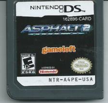 Asphalt Urban GT 2 - (Nintendo DS, 2006) - $9.00