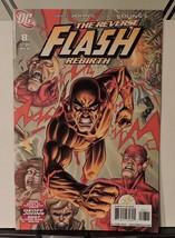 The Reverse Flash #8 Feb 2011 - $5.89